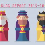 ブログを始めて1ヶ月!少しはてぶり気味だった10月アクセス状況のまとめ