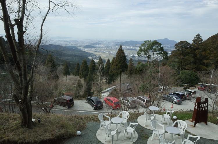 Ricoh GRで撮影したカフェの景色