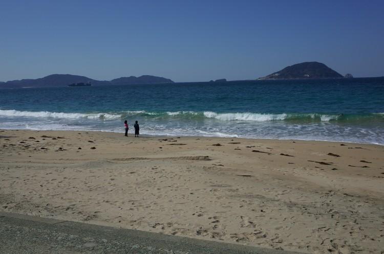 Ricoh GRで撮影した海